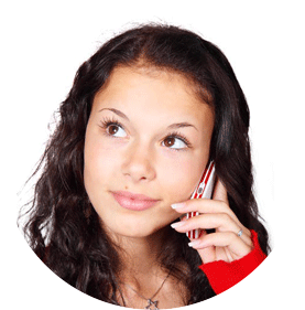 girl-phone